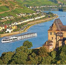 german river cruises